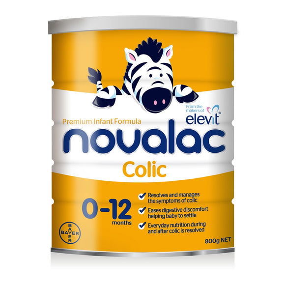 Novalac Instant Formula Colic (0-12 months) 800g
