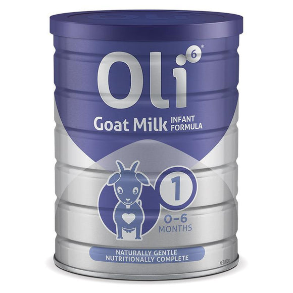 Oil Goat Milk Infant Formula Stage 1 (0-6 months) 800g