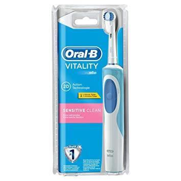 Oral B Vitality Sensitive Rechargeable Toothbrush