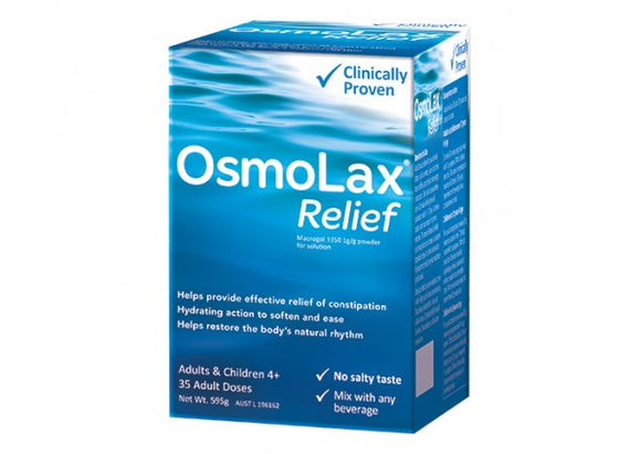 Osmolax Relief 35 Adult Doses 595g
