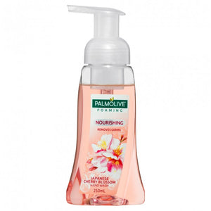 Palmolive Cherry Blossom foaming hand wash 250mL