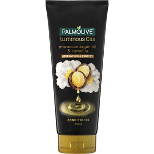Palmolive Luminous Oils Conditioner Moroccan Argan Oil & Camellia 350mL