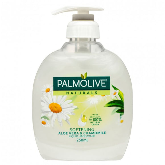 Palmolive liquid handwash 250mL (Aloe Vera and Chamomile)