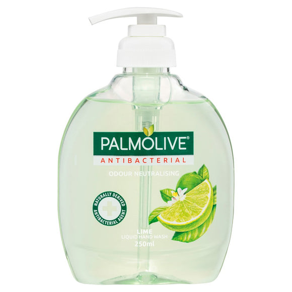 Palmolive liquid handwash 250mL (Lime)
