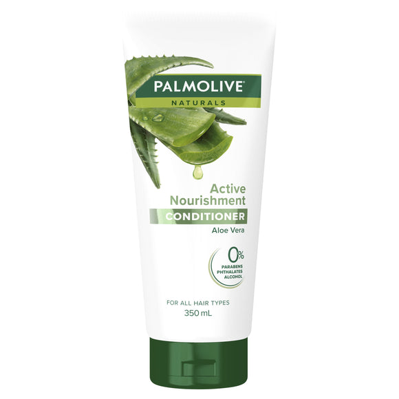 Palmolive Naturals Active Nourishment Aloe Vera Conditioner 350mL