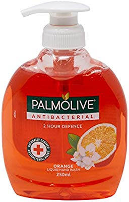 Palmolive liquid handwash 250mL (Orange)