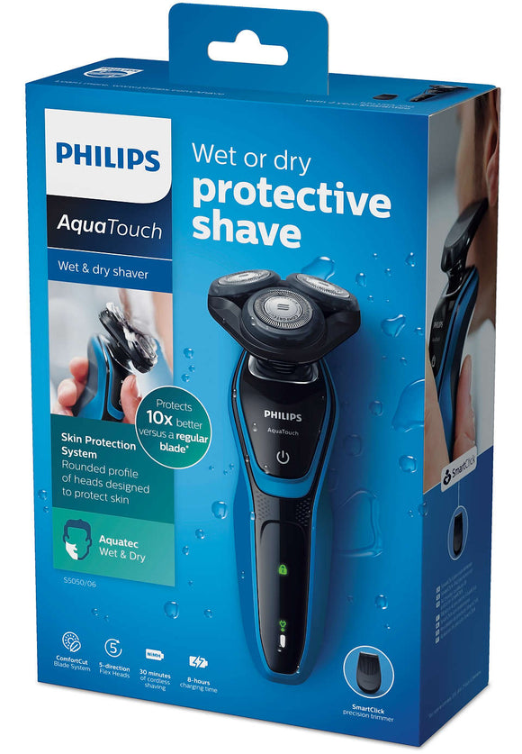 Philips Wet or Dry Protective Shave