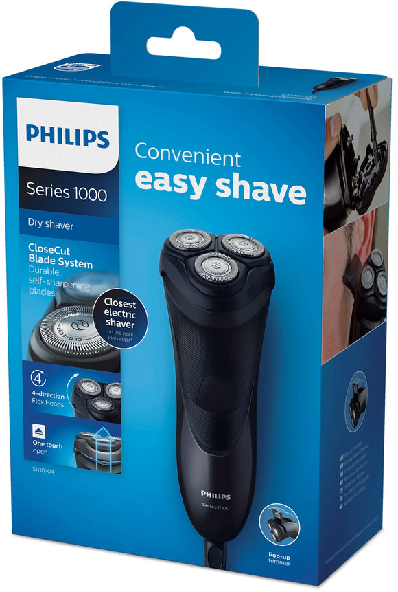 Philips Easy Shave Dry Shaver Series 1000