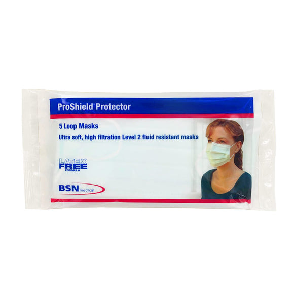 Proshield Protector Face Masks 5 Pack