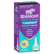 Rhinocort Hayfever Spray 120 sprays