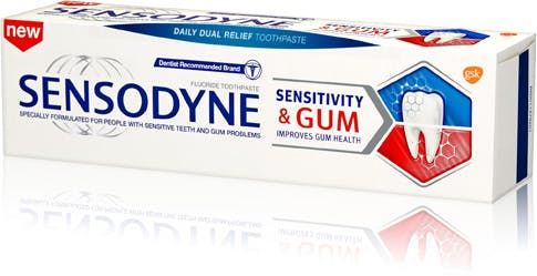 Sensodyne Toothpaste sensitivity & Gum 100g