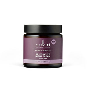 Sukin Purely Ageless Restoreative Night Cream 120mL