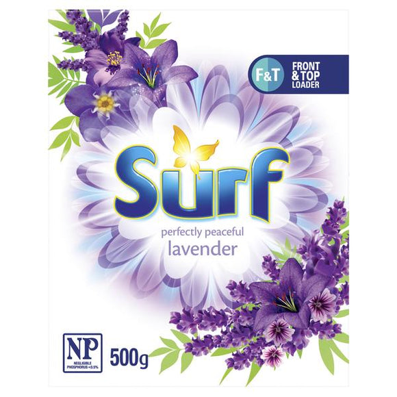 Surf Lavender laundry powder 500g