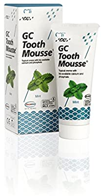 GC Tooth Mousse Mint 40g