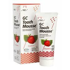 GC Tooth Mousse Strawberry 40g