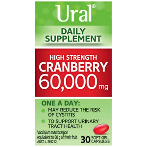 Ural Cranberry High Strength 30 capsules