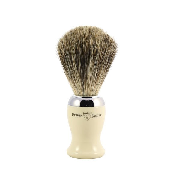 Edwin Jagger shaving Brush (white)
