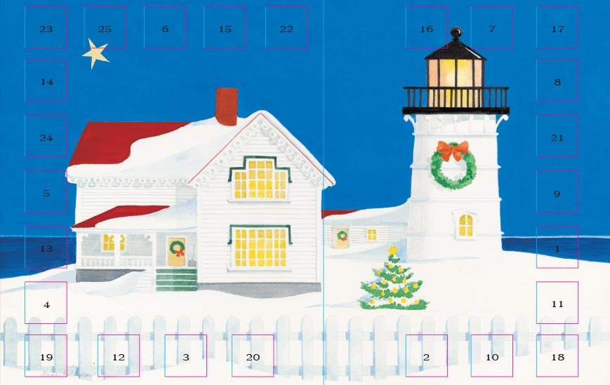 East Light Advent Calendar