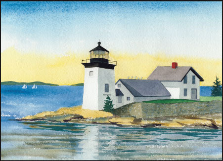 Lighthouse Note