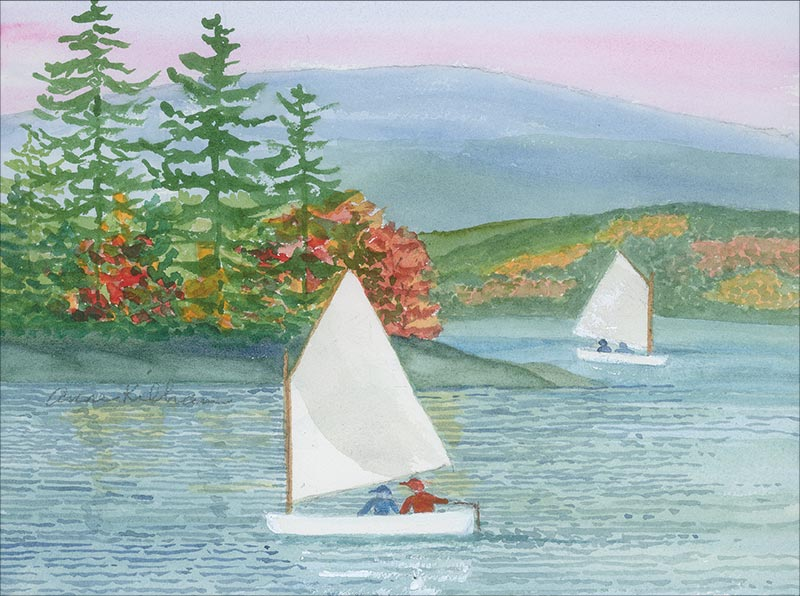 Autumn Sail Note