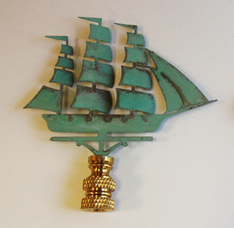 Clipper Finial