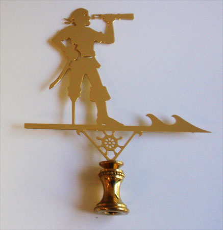 Pirate Finial