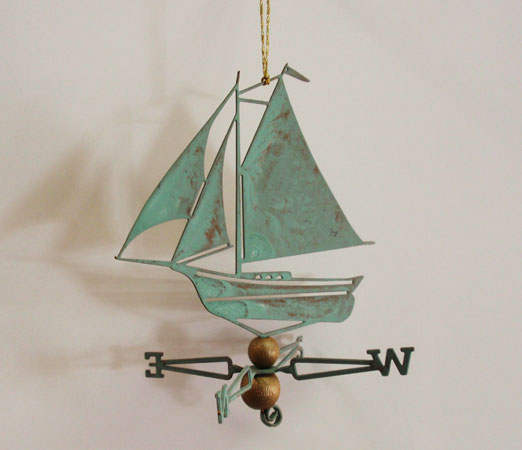 Friendship Sloop Ornament