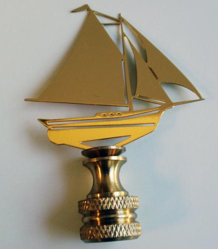 Friendship Sloop Petite Finial