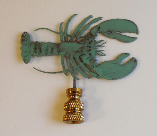 Lobster Finial