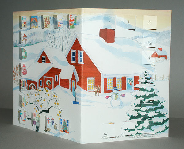Red Farm Advent Calendar