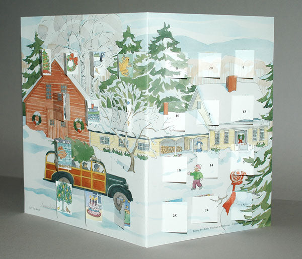 Woody Advent Calendar