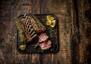 700-750g Rack of Lamb