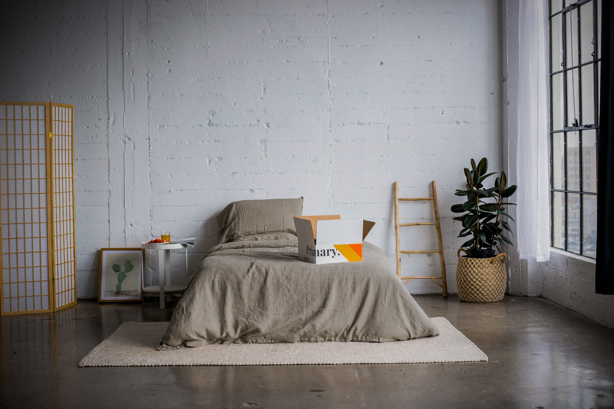 Primary Goods | Make Your Bed In Two Seconds