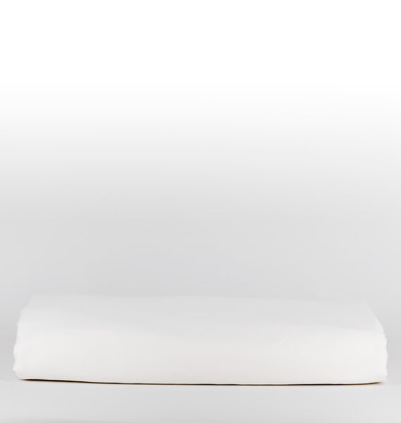 "The fitted sheet fits snuggly around your mattress and fits up to 16"" deep. Want a fitted sheet that won't budge even with the most aggressive of sleepers? Primary Goods has got you covered. 100% Percale Cotton means these sheets are the softest of the soft; light, breathable, and cool!"