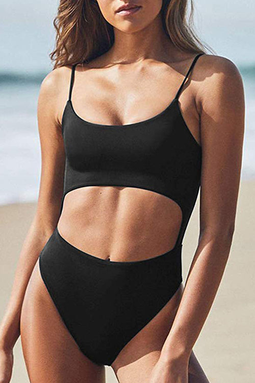 Hollow Solid One Piece