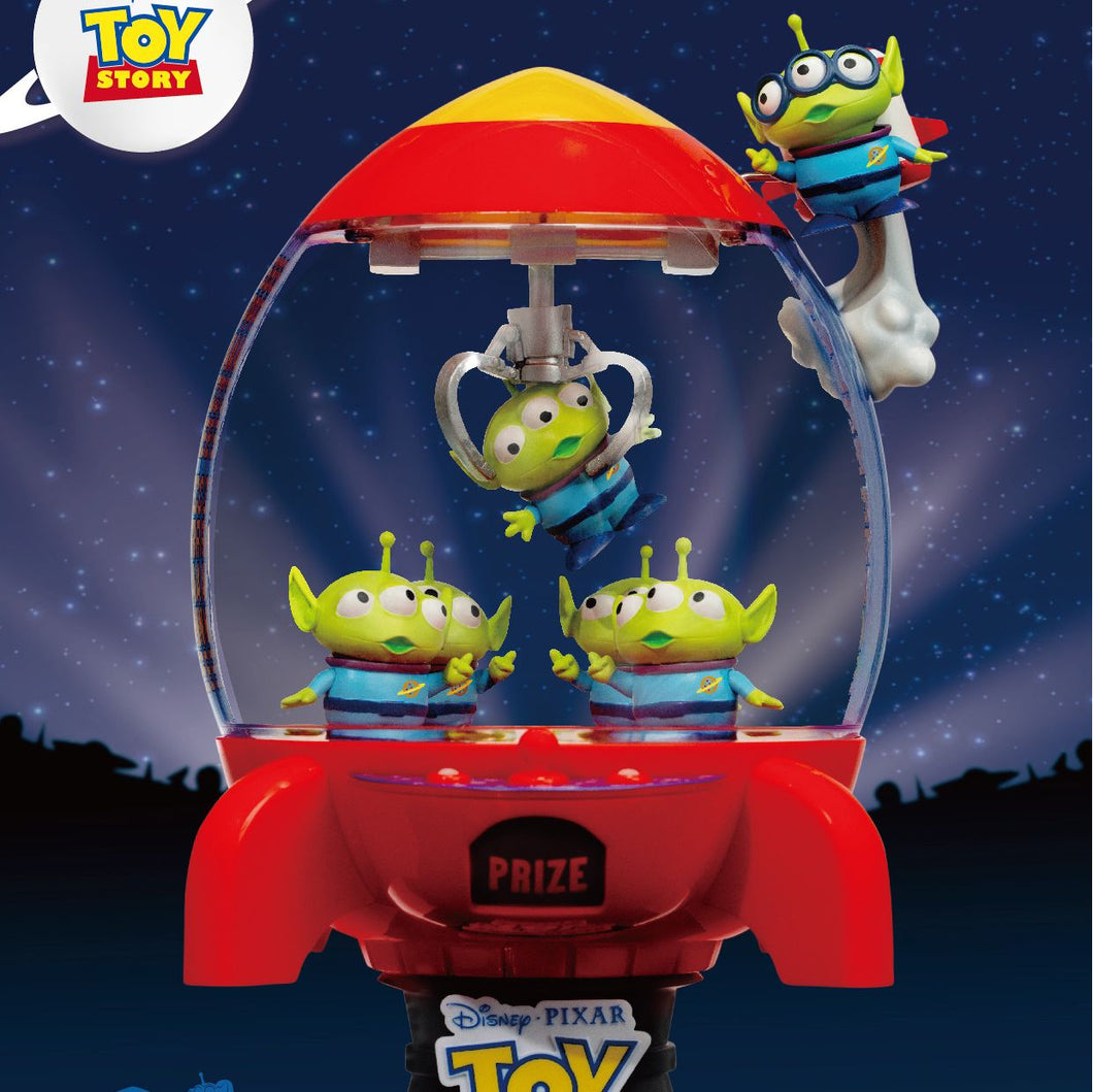 Toy Story - Aliens Rocket Deluxe Edition D Select Static Figure Beast Kingdom