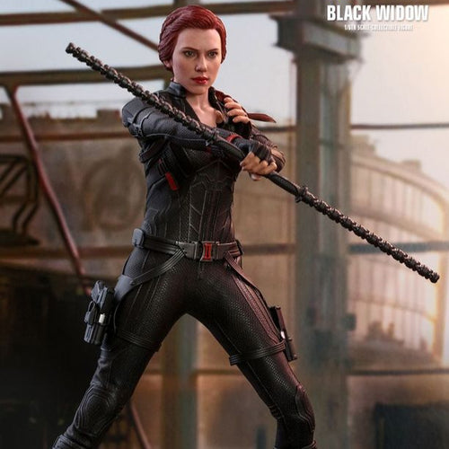 Avengers 4 Endgame - Black Widow MMS533  1/6 Scale Collectible Articulated Figure Hot Toys