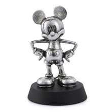 Load image into Gallery viewer, Mickey Mouse -  Steamboat Willie Figurine Statue Royal Selangor