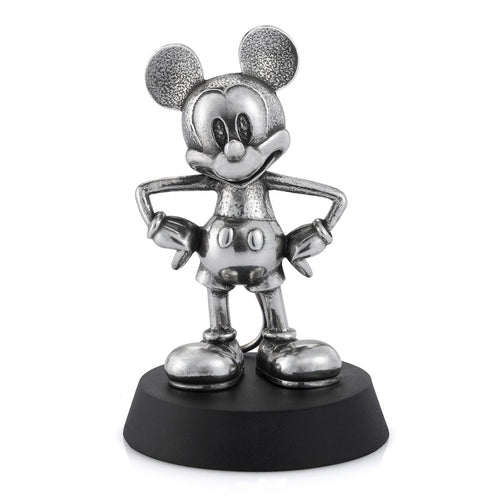 Mickey Mouse -  Steamboat Willie Figurine Statue Royal Selangor
