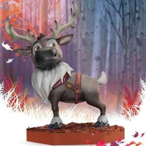 Frozen 2 - Sven Mini Egg Attack Static Figure Beast Kingdom