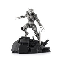 Load image into Gallery viewer, X-Men - Wolverine Victorious Limited Edition Figurine Pewter Statue Royal Selangor