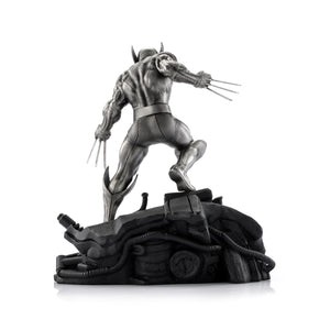 X-Men - Wolverine Victorious Limited Edition Figurine Pewter Statue Royal Selangor