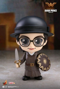 Wonder Woman 2017 - Diana Prince Cosbaby Collectible Figure Hot Toys
