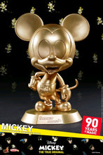 Load image into Gallery viewer, Mickey Mouse - Mickey Mouse Golden 90th Anniversary Cosbaby Collectible Figure Hot Toys