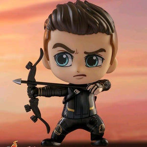 Avengers 4 Endgame - Hawkeye Cosbaby Bobble-head Hot Toys