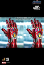 Load image into Gallery viewer, Avengers 4 Endgame - Nano Gauntlet LMS007 1/1 Life Size Prop Replica Hot Toys