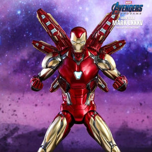 Avengers 4 Endgame - Iron Man Mark LXXXV 85 MMS528D30 1/6 Scale Collectible Figure Hot Toys