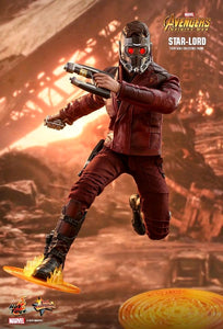 Avengers 3 Infinity War - Star-Lord MMS539 1/6 Scale Collectible Articulated Figure Hot Toys