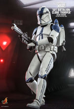 Load image into Gallery viewer, Copy of Star Wars The Clone Wars - 501st Battalion Clone Trooper Deluxe TMS023 1/6 Scale Articulated Figure Hot Toys