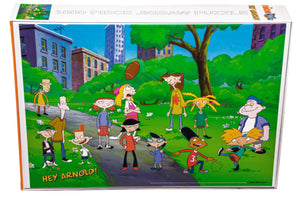 Hey Arnold! 1000 piece Jigsaw Puzzle Ikon Collectables